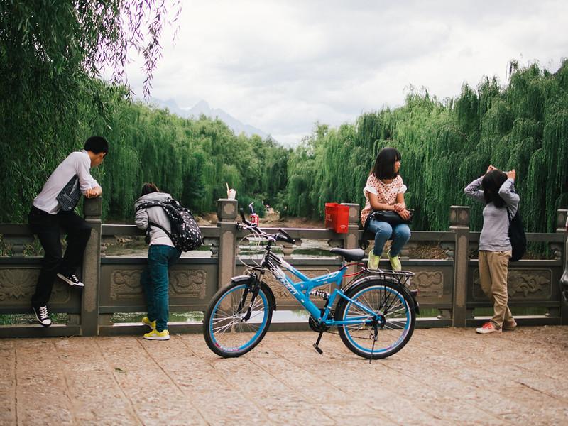 無標題  【單車地圖】<br>雲南麗江古城 10649094793 825ef120a5 c