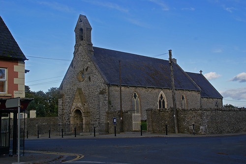 St Lachtain's Church, Freshford, County Kilkenny (1730)