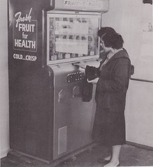 Phoenix College 1958: Fresh fruit for health