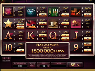 free The Finer Reels of Life slot payout
