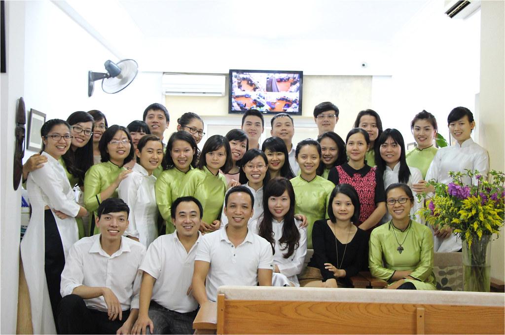 Birthday of Hoang Phu