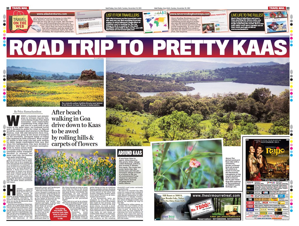 Kaas - Published on the Mail Today