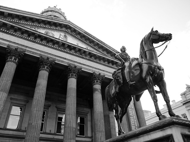 Duke of Wellington's Statue, Glasgow