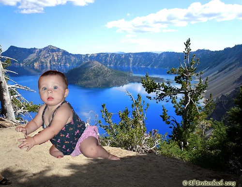 Escape From Crater Lake