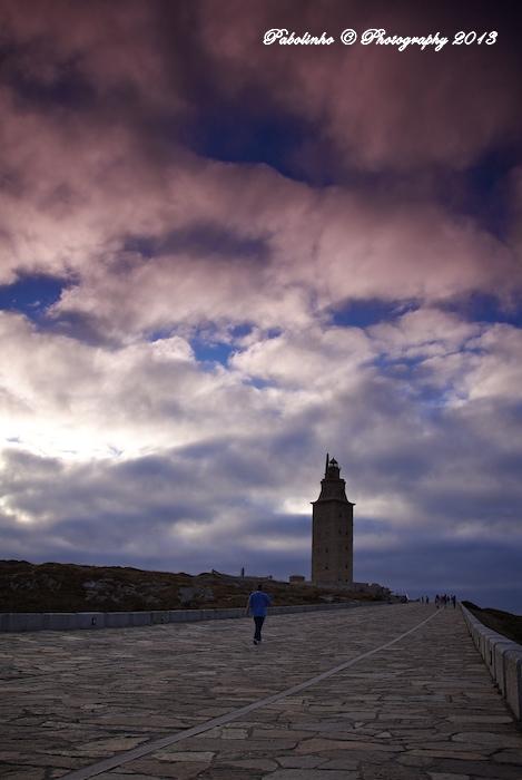 Paseo Torre de Hercules