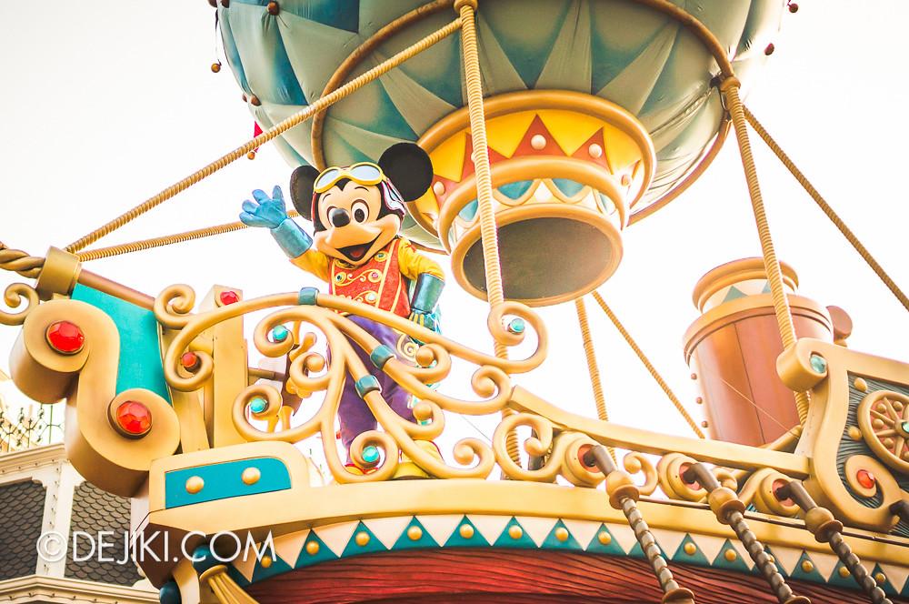 Flights of Fantasy - Mickey