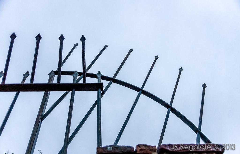 Flechas en el azul - #RetoMinimalismos by JR Regaldie Photo