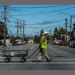 Mon, 2013-06-17 10:10 - Crosswalk on Middlefield Road