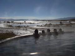 Laguna Salada hot springs