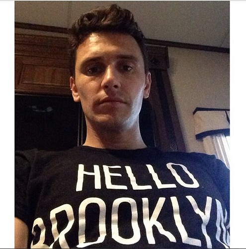 James Franco Hello Brooklyn Shirt