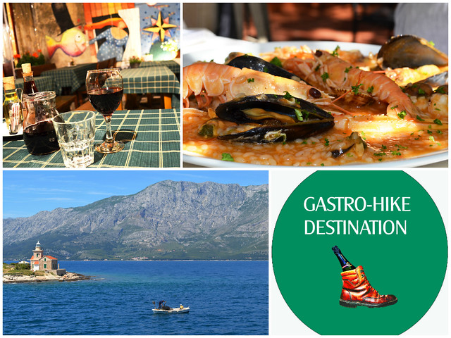 Croatia Gastro Hike Destination