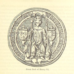 """British Library digitised image from page 161 of """"The Popular History of England"""""""