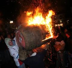 Tar Barrels