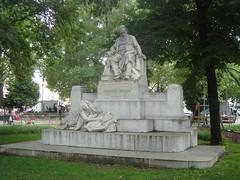 Wien: Brahms Memorial