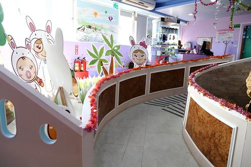 寶兒咪兔親子餐廳