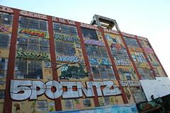 NYC - Queens - LIC: 5 Pointz