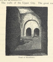 """British Library digitised image from page 173 of """"Twenty-one years' work in the Holy Land ... June 22, 1865-June 22, 1886. Published for the Committee of the Palestine Exploration Fund [By W. B. i.e. Walter Besant.]"""""""