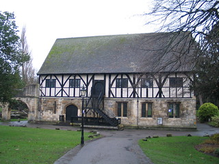The Hospitium - St Mary's Abbey York