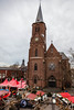 Peter und Paul mit Weihnachtsmarkt in Grevenbroich; copyright 2013: Georg Berg
