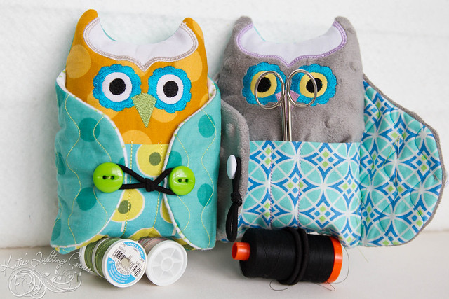 ITH Owl Sewing Kit