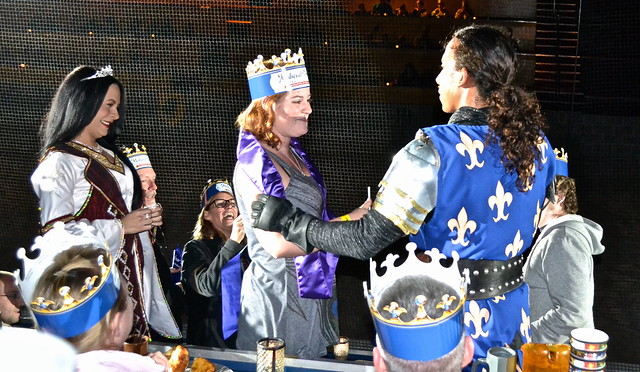 Medieval  Times Orlando Florida - upgraded package