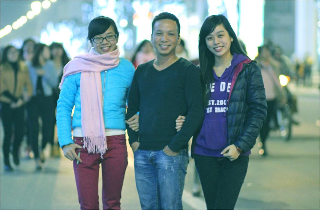 Thảo - Phú - Ngọc @ Times City Hanoi