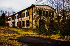 Urbex: Camp Astrid