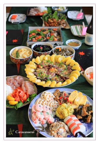 料理写真 食べ物写真 お正月 おせち料理