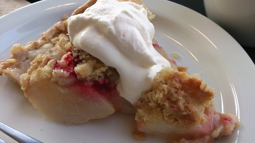 Pear Raspberry @ Mission Pie