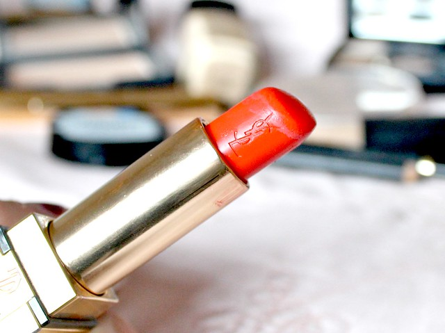 2013 Lipstick Favourite, YSL Le Orange Lipstick, 2013 Beauty Favourites