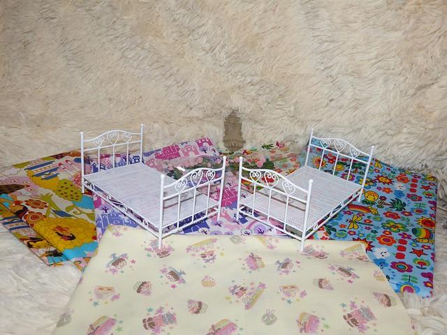 fournitures pour la dollhouse