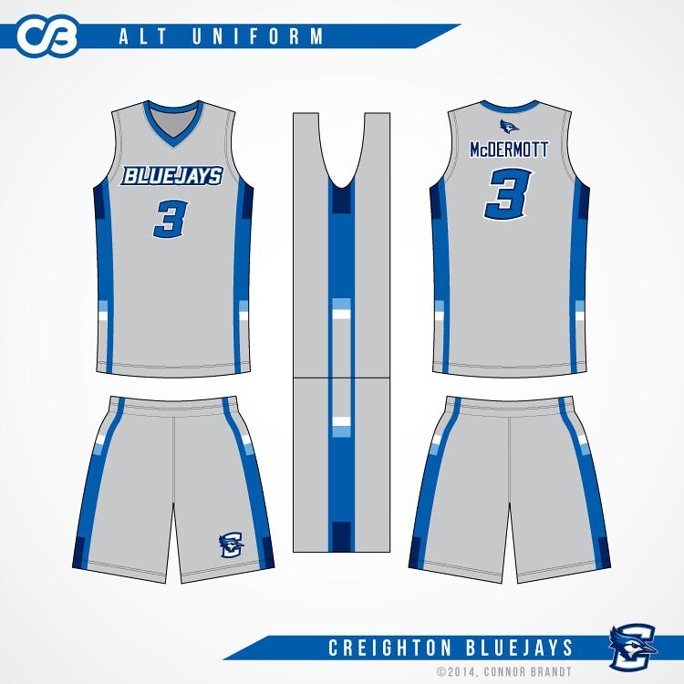 Nike basketball uniform template