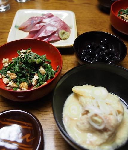 大根バラ肉酒粕煮-3