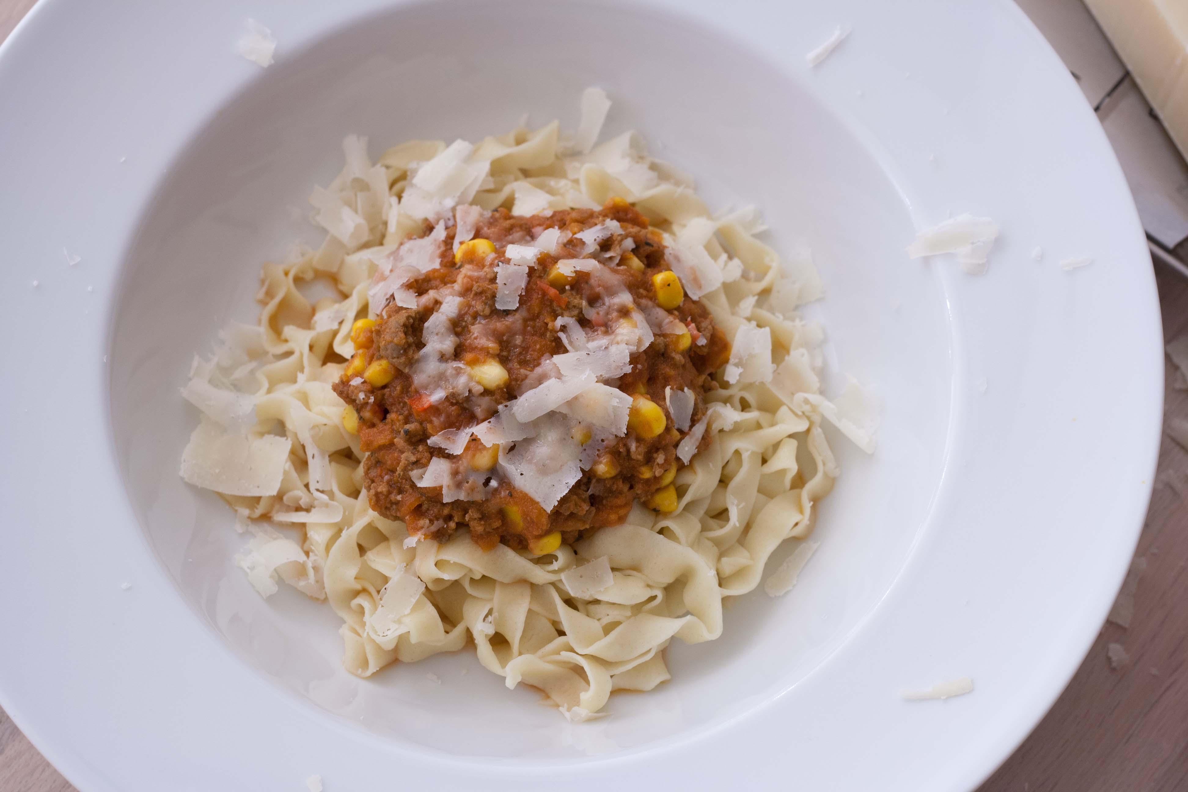 Opskrift på hjemmelavet kødsauce med chili