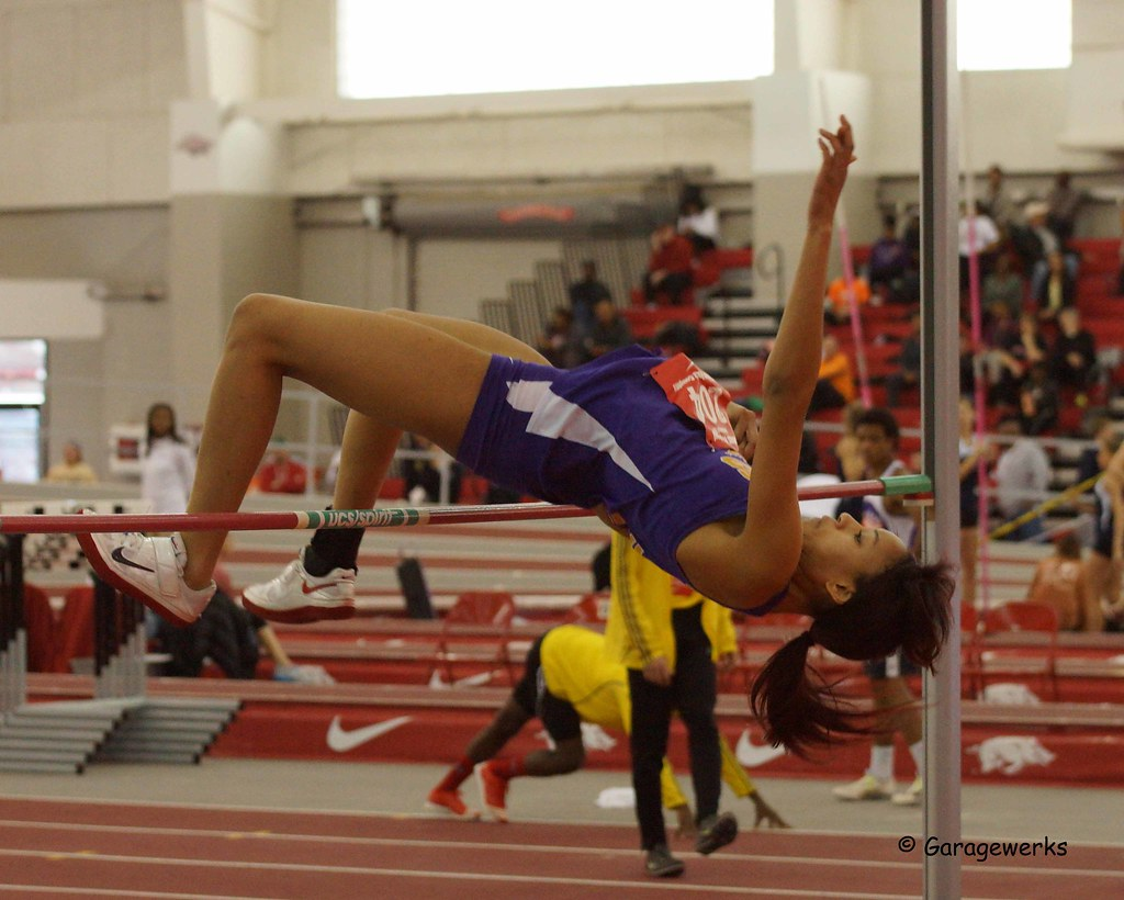 University of Arkansas High School Invitational Track and Field