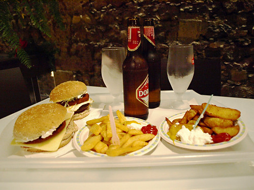 Veggie Burgers, Burger Mel, Santa Cruz, Tenerife