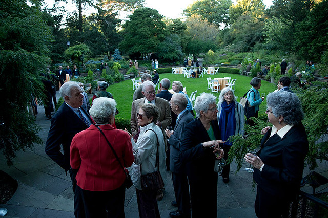 BBG President's Circle members enjoyed a bounty of autumn events in 2013. Photo by Dmitry Gudkov.