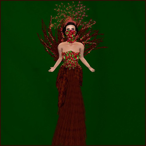 KV Sim -Valentine's- Lyrical B!zarre Templates - Tree of Hearts by Orelana resident