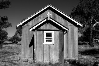 Tin Shed Church