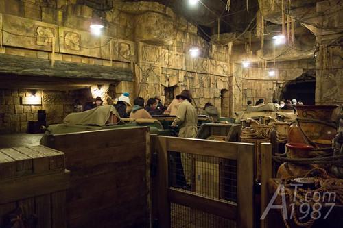 Tokyo DisneySea - Indiana Jones