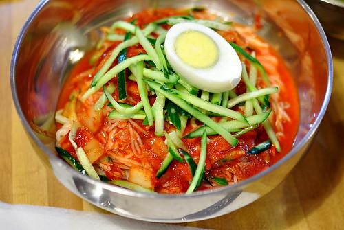 Olympic Noodle - Koreatown - Los Angeles