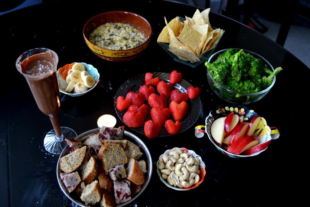 Parisa Soraya - Fondue Dinner + Dessert
