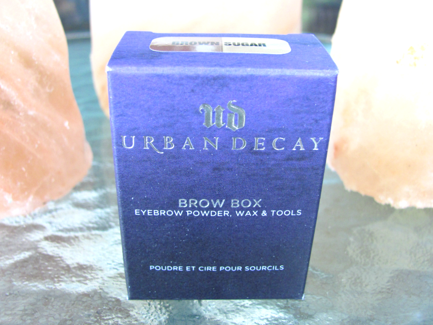 Urban Decay, Brow Box, Eyebrows, Southern Charmed Blog