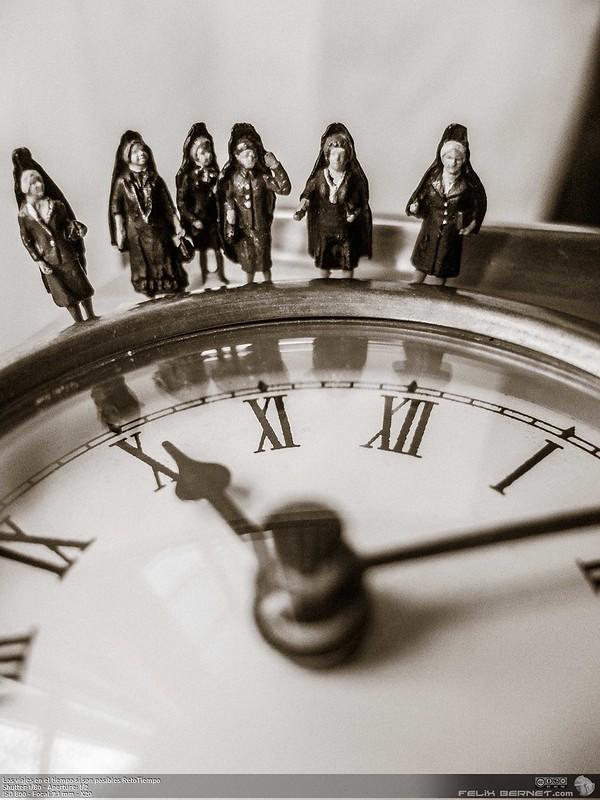 Los viajes en el tiempo sí son posibles RetoTiempo