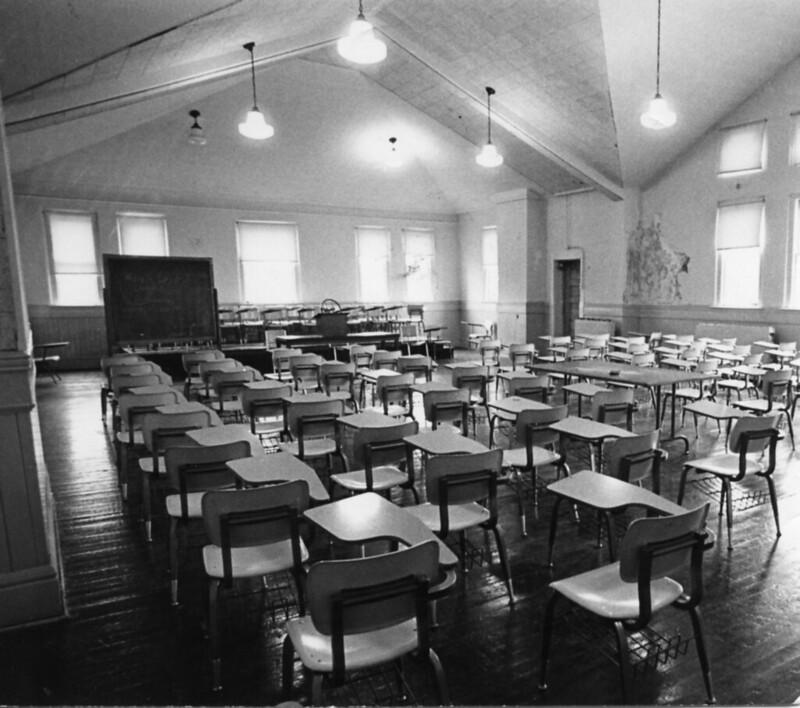 Alumni Hall Classroom