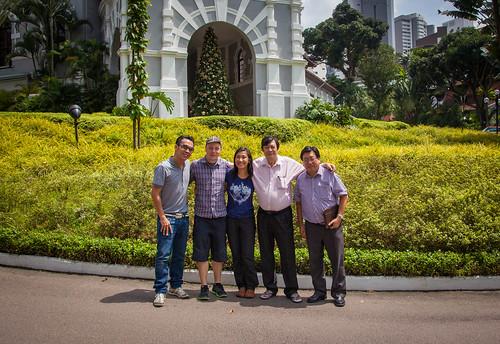 Gentlemen In Singapore