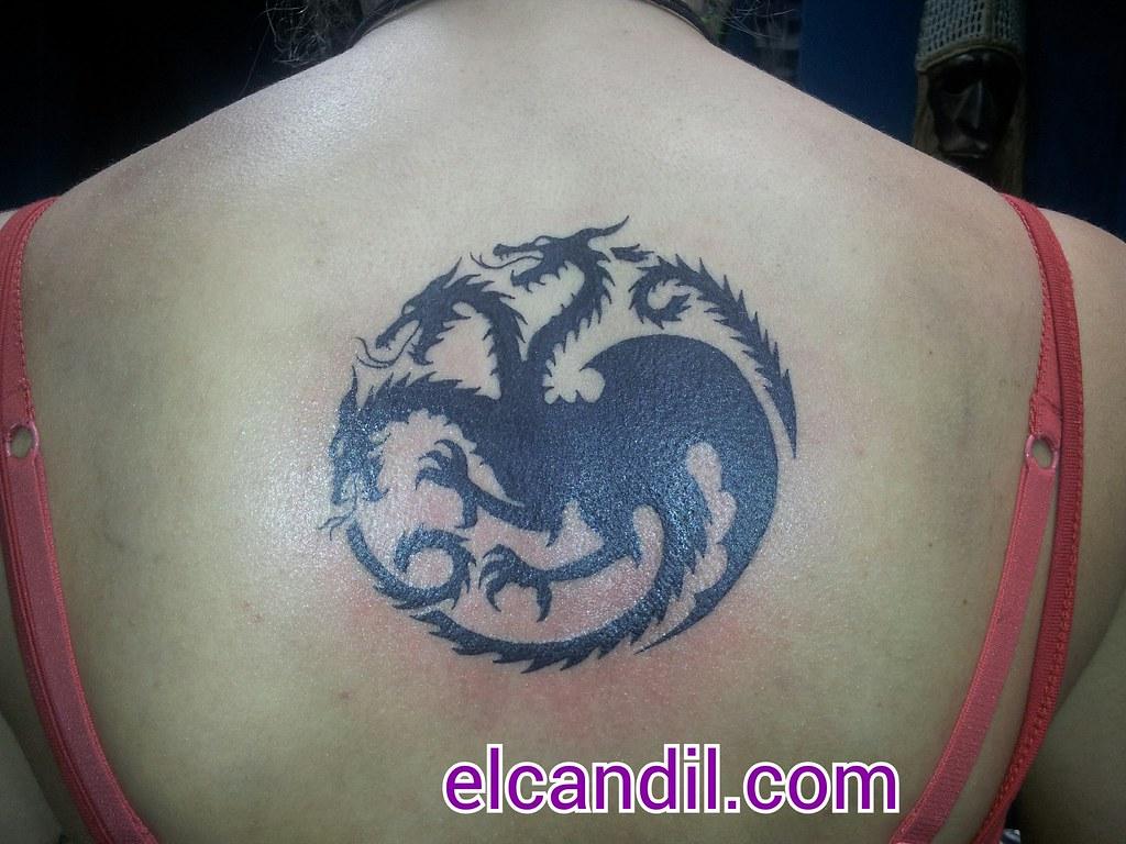 Tatuaje De Juego De Tronos Marga Robles Martin Flickr
