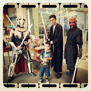 Happy Star Wars Day 2014. May the Fourth Be With You!!! #starwarsday #starwarsdaymy #starwars #geekshavethemostfun #ilhanology