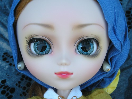 Girl with a Pearl Earring Pullip