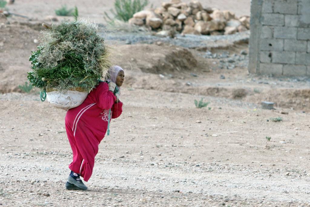 Woman Marocco